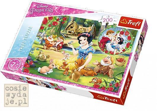 Puzzle 200 - Marzenia omiłości TREFL